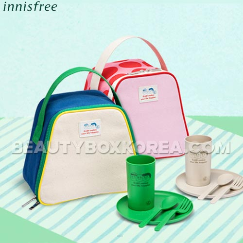 INNISFREE Play Green Picnic Pack 9items,INNISFREE