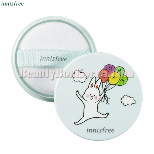 INNISFREE No Sebum Mineral Powder 5g[Benny Collection],INNISFREE