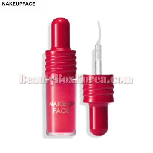NAKEUP FACE C-Cup Deep Volume Lip-Tox Tomboy Cherry 3ml,NAKEUP FACE