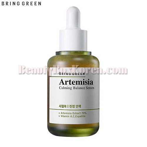BRING GREEN Artemisia Calming Intensive Serum 40ml,BRING GREEN