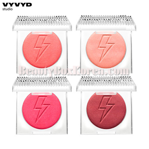 VYVYD STUDIO Cheek Flash Blusher 4.8g,VYVYD STUDIO