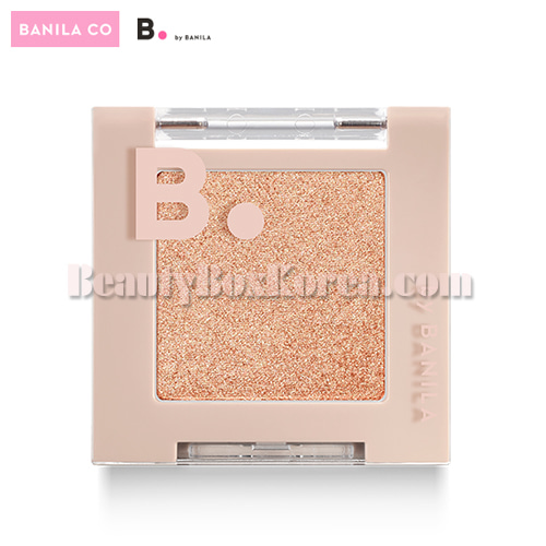 B BY BANILA New Eyecrush Shimmer Single Shadow 2g,B.by Banila