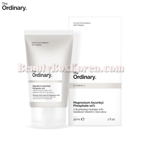 THE ORDINARY Magnesium Ascorbyl Phosphate 10% 30ml, The Ordinary