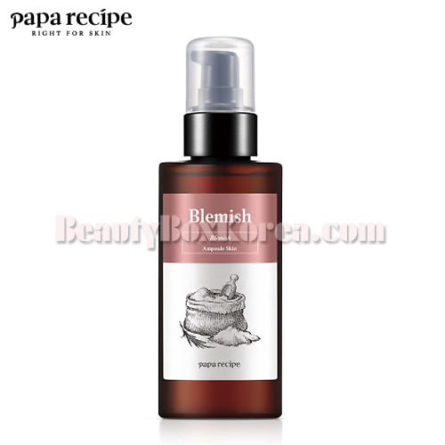 PAPA RECIPE Blemish Ampoule Skin 150ml