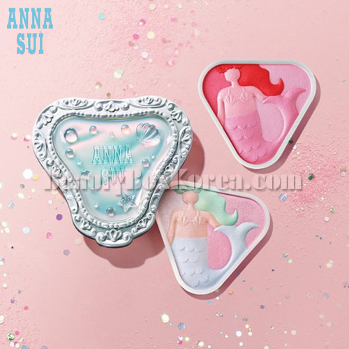 ANNA SUI Face Color 5g[Mermaid Edition],Other Brand