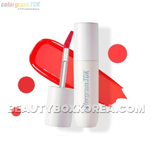 COLORGRAM:TOK X IZ*ONE Glow Pop Tint 4g,Own label brand