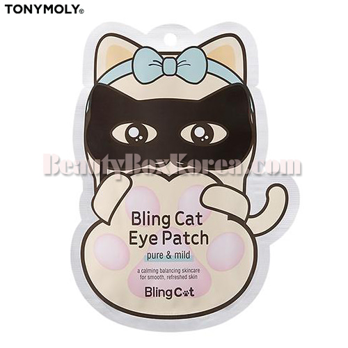 TONYMOLY Bling Cat Eye Patch 10g 1ea