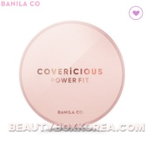 BANILA CO. Covericious Power Fit Cushion SPF38 PA++ 14g,BANILA CO.