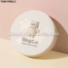 TONYMOLY Bling Cat Cotton Cover Cushion 15g,TONYMOLY