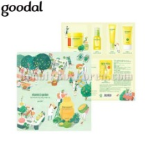 GOODAL Green Tangerine Vita C 5step Travel Kit 5items[Online Excl.],GOODAL