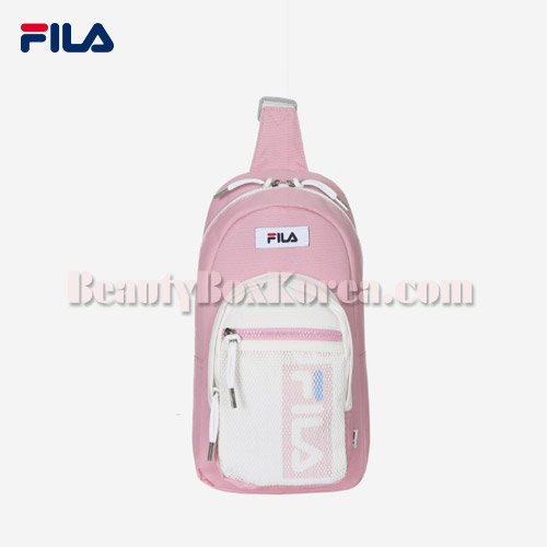 FILA Vertical Linear Sling Bag 1ea,FILA
