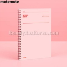 MOTEMOTE Spring Book 1ea,Beauty Box Korea
