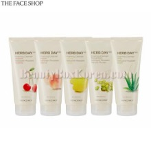 THE FACE SHOP Herb Day 365 Foaming Cleanser 170ml