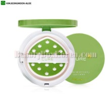 KIMJEONGMOON ALOE Cure water splash cooling Sun Cushion SPF50+ PA++++25g