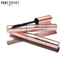 PONY EFFECT Mega Curling Mascara, PONY EFFECT