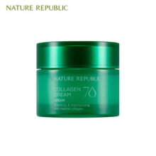 NATURE REPUBLIC Collagen Dream 70 Cream 50ml, NATURE REPUBLIC