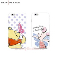 SKIN PLAYER 3Items Disney Winnie the Pooh Phone Case,SKIN PLAYER,Beauty Box Korea