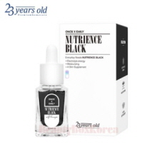 23 YEARS OLD Nutrience Black 15ml