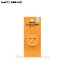 KAKAO FRIENDS On The Body Lip Mask Balm 5g 1ea,Beauty Box Korea