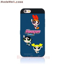 MADEWELL-CASE Power Puff Girls Card Bumper Phone Case Threesome,MADEWELL-CASE,Beauty Box Korea