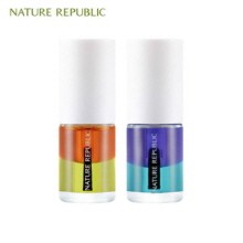 NATURE REPUBLIC Color&Natural Nail Care Double Cuticle Oil 8ml, NATURE REPUBLIC