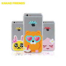 KAKAO FRIENDS Aloha Jell Hard Phone Case,KAKAO FRIENDS,Beauty Box Korea