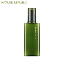 NATURE REPUBLIC Snail Solution Homme Emulsion 145ml, NATURE REPUBLIC