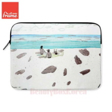 ALL NEW FRAME Beach Tablet Pouch (iPad Air/Air 2,Galaxy Tap S2) 1ea,Beauty Box Korea