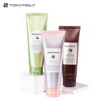 TONYMOLY Gold-Royal Foam Cleanser 3set  (150ml*3), TONYMOLY