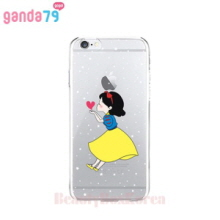 GANDA79 8Items Princess Chu Clear Jelly Phone Case,GANDA79,Beauty Box Korea