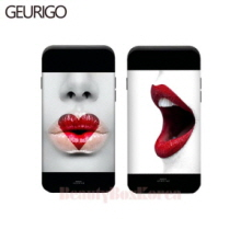 GEURIGO 2Item Lips Bumper Card Phone Case,GEURIGO,Beauty Box Korea