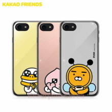 KAKAO FRIENDS 9Kinds Charming Mirror Phone Case,Beauty Box Korea