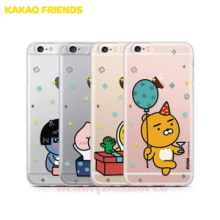 KAKAO FRIENDS 8Kinds Hologram Gift Jelly Phone Case,KAKAO FRIENDS,Beauty Box Korea