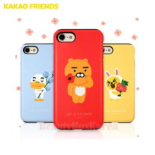KAKAO FRIENDS Flower Double Bumper Phone Case,KAKAO FRIENDS,Beauty Box Korea