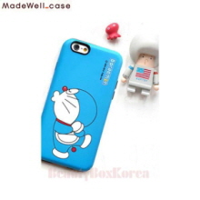 MADEWELL-CASE Doraemon Bumper Case Blue Kiss, MADEWELL-CASE