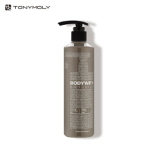 TONYMOLY Body With Moisture Body Lotion 300ml, TONYMOLY