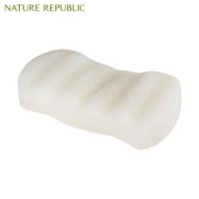 NATURE REPUBLIC Beauty Tool Jelly Body Sponge 1ea, NATURE REPUBLIC