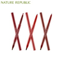 NATURE REPUBLIC By Flower Auto Lip Liner 0.2g, NATURE REPUBLIC