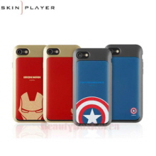 SKIN PLAYER 4Items Marvel I-Slide Card Phone Case,SKIN PLAYER,Beauty Box Korea