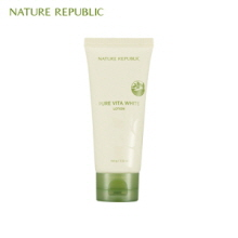 NATURE REPUBLIC Pure Vita White Lotion 100g, NATURE REPUBLIC