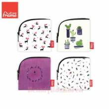ALL NEW FRAME Mini Pouch Collection D 1ea,ALL NEW FRAM ,Beauty Box Korea
