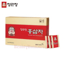 CHEONGKWANJANG Korean Red Ginseng Tea 3g * 100T,Beauty Box Korea
