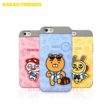 KAKAO FRIENDS Travel Card Bumper Phone Case,Beauty Box Korea