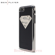 SKIN PLAYER 4Items Batman&Superman Premium Steel Phone Case,SKIN PLAYER,Beauty Box Korea