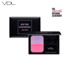 VDL Expert Color Cheek Book Mini (2016 New York Fashion Week collection) 9.5g,  VDL