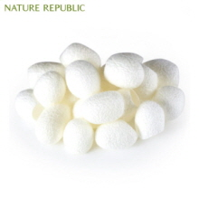 NATURE REPUBLIC Nature's Deco Cocoon Silk Ball 20ea, NATURE REPUBLIC