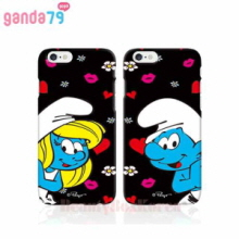 GANDA79 11Items Smurfs 3D Hard Phone Case,GANDA79,Beauty Box Korea