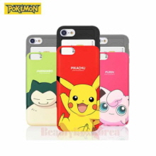 POCKETMON 10Items Cutie Slide Card Bumper Phone Case,POCKETMON,Beauty Box Korea