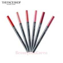 THE FACE SHOP Creamy Touch Lip Liner 0.2g,Beauty Box Korea