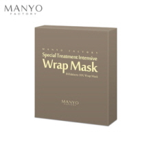 MANYO FACTORY Bifidalacto Wrap Mask Set 30g x 10, MANYO FACTORY